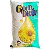 #9: Gold Drop Cooking Oil - Sunflower, 1L Pouch