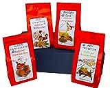 Geschenkidee Geschenkkörbe - Weihnachten Geschenk Set aromatisierter Kaffee