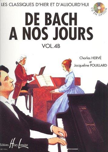 De Bach à nos jours Vol.4B