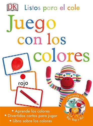 Listos Para El Cole. Juego Con Los Colores (SIN ASIGNAR)