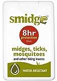 Smidge Repellente per insetti portatile, unisex, bianco, 18 ml.