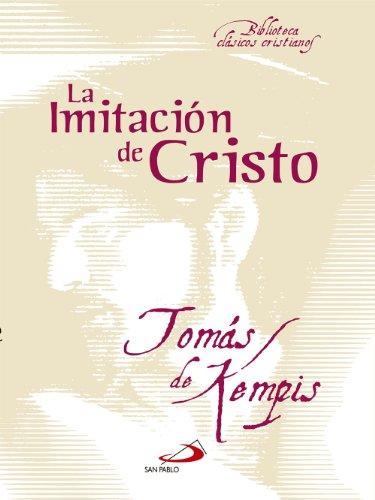 La imitación de Cristo (Biblioteca de Clásicos Cristianos) de [De Kempis, Tomás