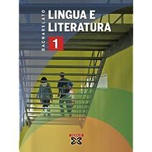 Lingua e literatura 1º Bacharelato (2008) (Libros De Texto - Bacharelato - Lingua Galega) - 9788497827454