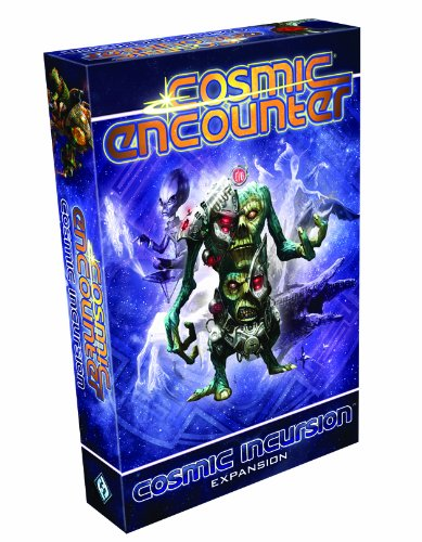 Cosmic Encounter: Cosmic Incursion Card Game: Expansion