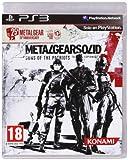 Metal Gear Solid 4 -25 Anniversary Edition- [Spanisch Import]