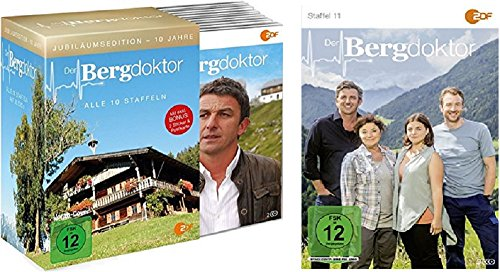Staffel 1-11 (33 DVDs)