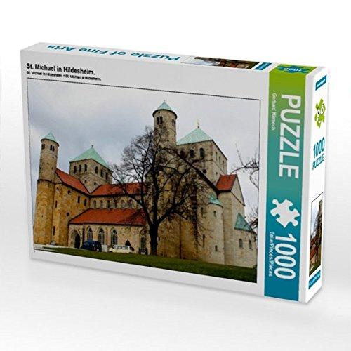 St. Michael in Hildesheim. 1000 Teile Puzzle Quer