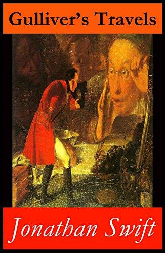 Gulliver's Travels illustrated by Arthur Rackham (English Edition)