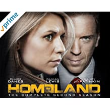 Homeland - Staffel 2 [dt./OV]