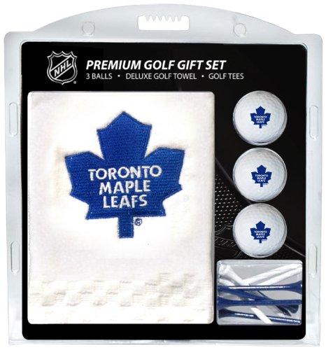 Team Golf NHL Herren Golfhandtuch Bestickt (3 Golfbälle/12 T-Shirt), Herren Unisex Damen, 15620, Mehrfarbig, One Size