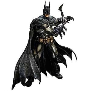 Square Enix Batman Arkham Asylum: Play Arts Kai: Armored Batman Action Figure by Square Enix TOY (English Manual)