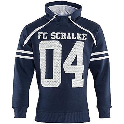 FC Schalke 04College Sudadera, azul marino