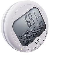 AZ instrumentos de humedad o temperatura Dioxode Detector lotmusic calidad del aire interior Monitor CO2 metro