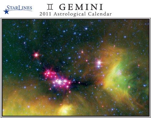 Gemini Starlines Astrological Calendar