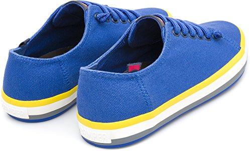 Camper Andratx, Baskets Basses Homme Bleu