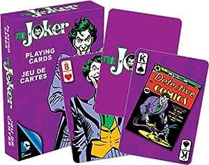 Dc Comics- Retro Joker Playing Cards Deck