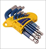 Goodyear Short Arm Hex Key Set (Standard...