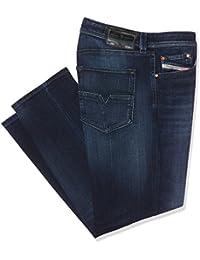 Diesel Larkee-Beex L.30 Pantaloni, Jean Coupe Ajustée Homme