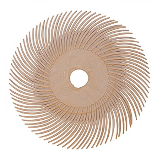 3M Radial Disc 3in, 6Mikron (Pfirsich)-PK/5-brs-595.80 -