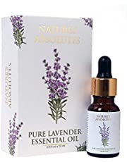 Nature's Absolutes Pure Lavender Essential Oil, 15ml