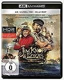 Jim Knopf & Lukas der Lokomotivführer (4K Ultra HD) ( + Blu-ray 2D) (Blu-ray)