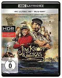 Jim Knopf & Lukas der Lokomotivführer (4K Ultra HD) ( + Blu-ray 2D)