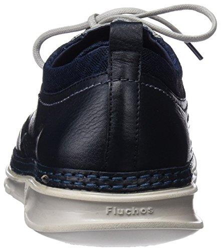 Fluchos Uomo blu Fuji Derby Blu AdnHxXYq