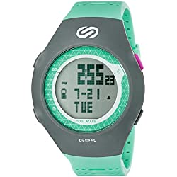 Soleus GPS Watch Turbo Mint/Grey, SG010345