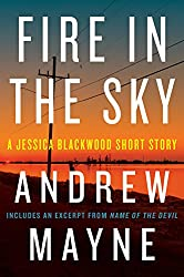 Fire in the Sky: A Jessica Blackwood Short Story