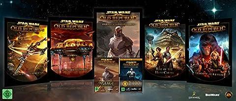Star Wars : The Old Republic - Knights of the Fallen Empire - Exklusiv Amazon Startpaket [PC Online