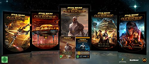 Star Wars : The Old Republic - Knights of the Fallen Empire - Exklusiv Amazon Startpaket [PC Online (Knight Star Wars)