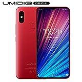 UMIDIGI F1 Play Smartphone Libres Android 9 Pie Teléfono Inteligente Dual SIM...