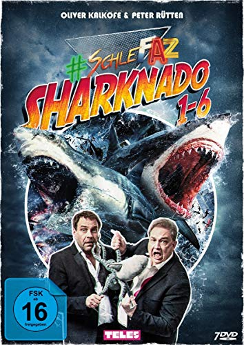 SchleFaZ - Sharknado 1-6 [7 DVDs]