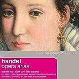Haendel : Airs d'opéra (Coffret 4 CD)