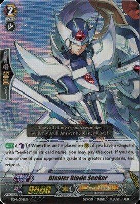 Cardfight!! Vanguard TCG Cardfight!! Vanguard Tcg Blaster Blade Seeker Trial Deck 14: Seeker Of Hope