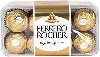 SFU E Com Ferrero Rocher, 16 Pieces