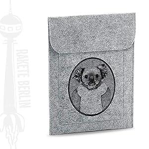 Tablet Filzhülle 'Koala – gezeichnet'