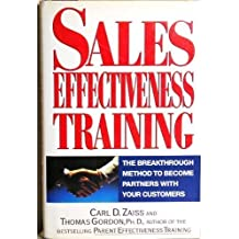 Sales Effectiveness Training by Carl D. Zaiss (1993-10-01)