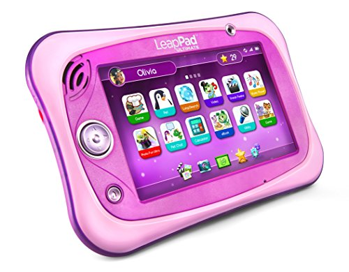 Vtech 602053 LeapPad Ultimate Learning Toy, Pink