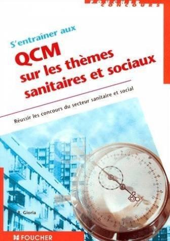 S'entraîner aux QCM sur les thèmes sanitaires et sociaux