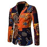 ♫♫ Amlaiworld Bunt Muster drucken Jacken Winter Herbst warm Sweatshirt Joggen Langarmshirts männer Gemütlich Coole Blazer Freizeit weich Baumwolle pullis