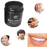 WYXlink Activated Charcoal Teeth, 2017 Beauty Whitening Natürliches Carbon Coco Bio Kohle Zähne Pulver Natural Zahn Polnisch (B)