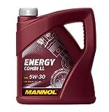 MANNOL 88888700500 Energy Combi Huile de moteur LL, 5 l