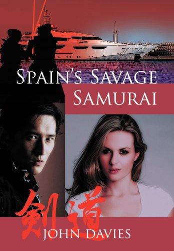 Spain's Savage Samurai Cover Image