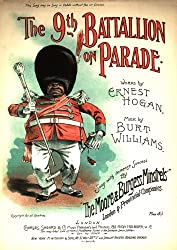 Afro-American Ode Music Sheet (1850-1920) #3 (English Edition)