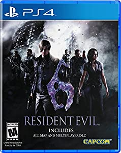 Resident Evil - 6 (PS4)