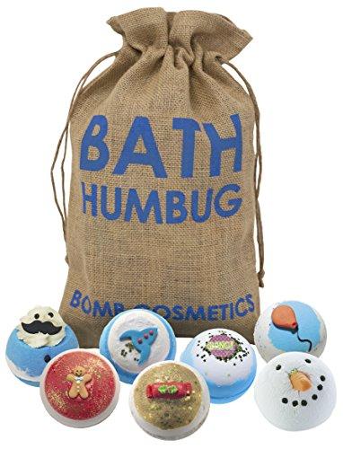 Bomb Cosmetics Bath Humbug Handm...
