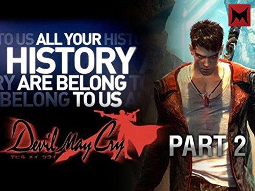 Devil May Cry - Part II Hi-def Video