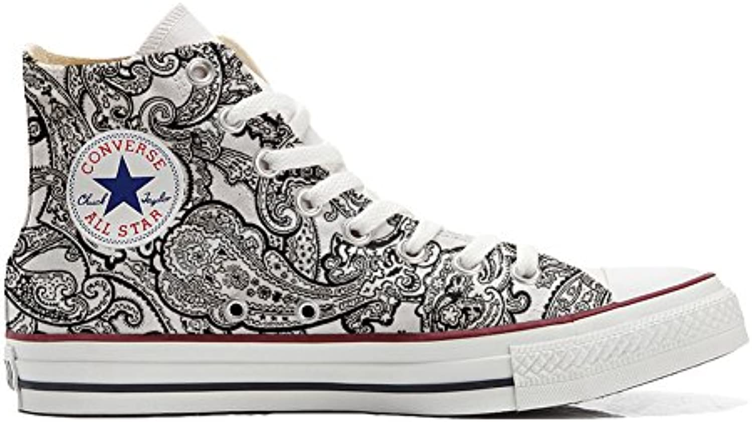Converse All Star Zapatos Personalizados (Producto Handmade) My Little Kitten -