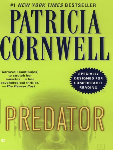 Predator: Scarpetta (Book 14) (Kay Scarpetta) (English Edition)
